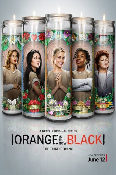 Orange Is the New Black: 3.Sezon Tüm Bölümler