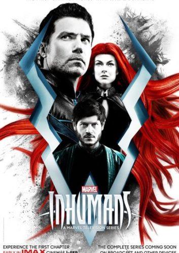 Inhumans: 1.Sezon Tüm Bölümler
