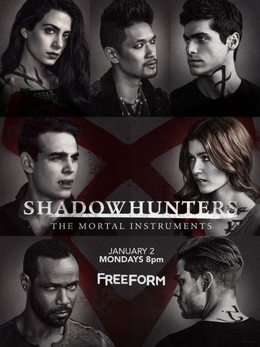 Shadowhunters: 2.Sezon Tüm Bölümler