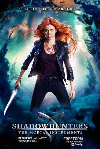 Shadowhunters: 1.Sezon Tüm Bölümler