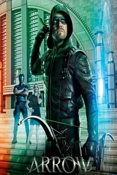 Arrow: 6.Sezon Tüm Bölümler