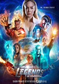 Legends of Tomorrow: 3.Sezon Tüm Bölümler