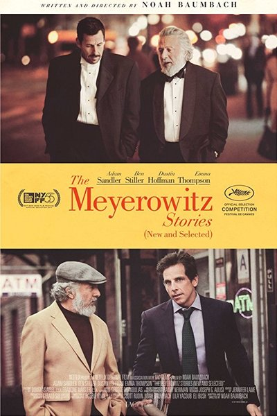 Meyerowitz Hikayeleri Yeni ve Secilmis