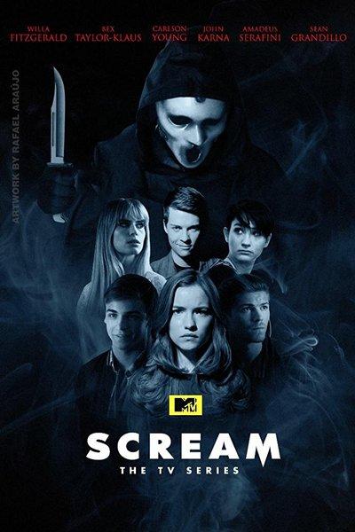 Scream: 2.Sezon Tüm Bölümler