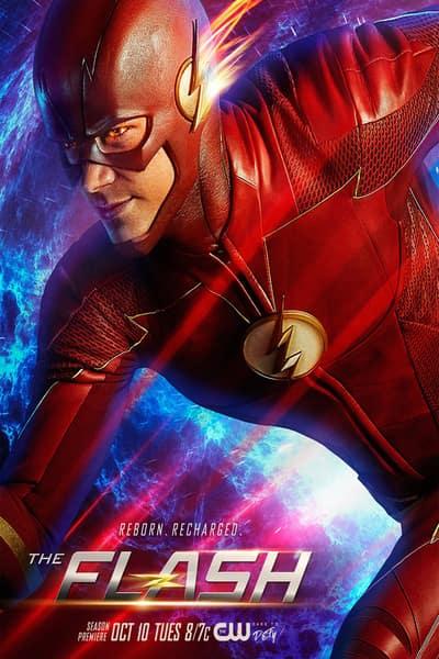 The Flash: 4.Sezon Tüm Bölümler