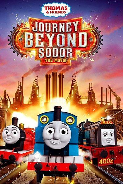 Thomas ve Arkadaşları: Sodor'un Ötesine Yolculuk