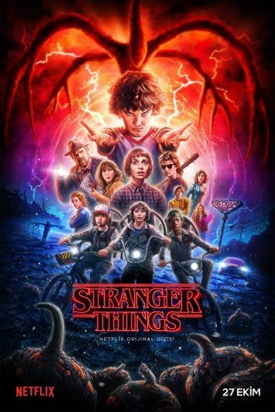 Stranger Things: 2.Sezon Tüm Bölümler