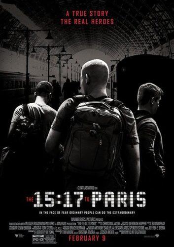 15:17 Paris Treni Türkçe Dublaj indir