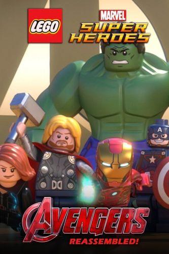 Lego Marvel Süper Kahramanlar: Yenilmezler Yeniden