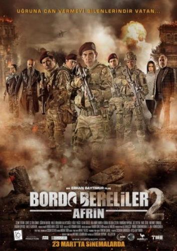 Bordo Bereliler Afrin