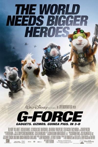 G-Force Türkçe Dublaj indir