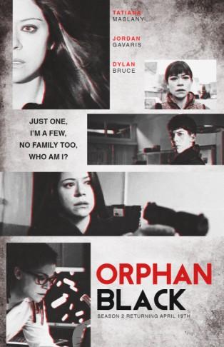 Orphan Black: 3.Sezon Tüm Bölümler