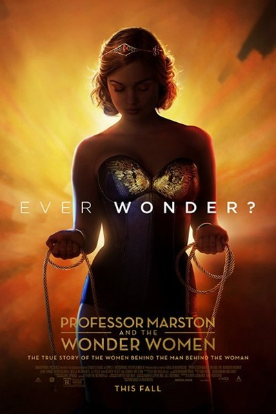 Profesör Marston ve Wonder Women