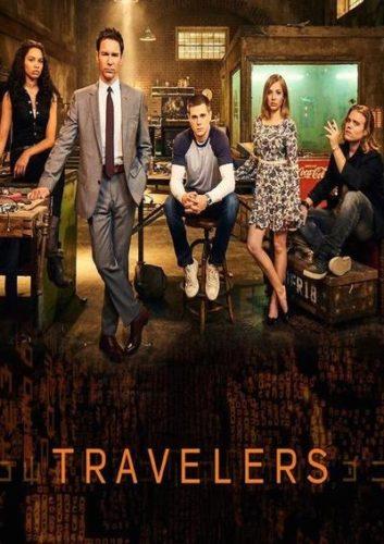 Travelers: 2. Sezon Tüm Bölümler
