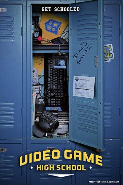 Video Oyunu Lisesi: 1. Sezon Tüm Bölümler