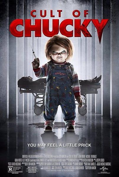 Chucky Geri Dönüyor