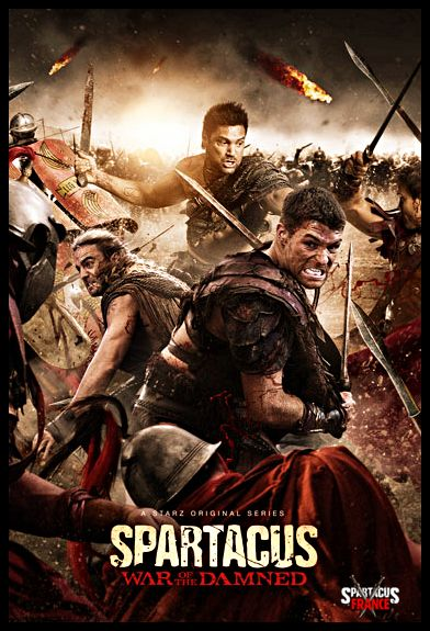 Spartacus: 3.Sezon Tüm Bölümler