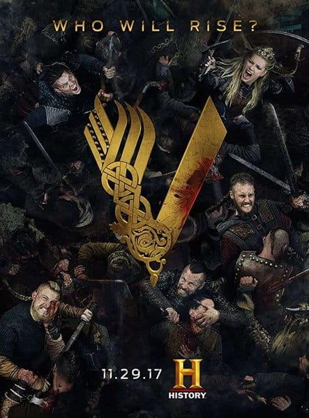 Vikings: 5.Sezon Tüm Bölümler