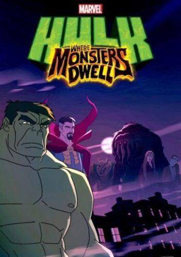 Hulk: Canavarlar Nerede Yaşar