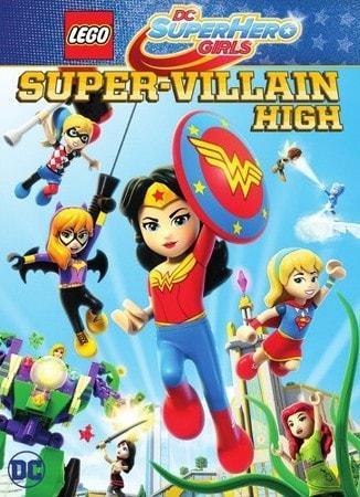 Lego DC: Süper Kahraman Kızlar