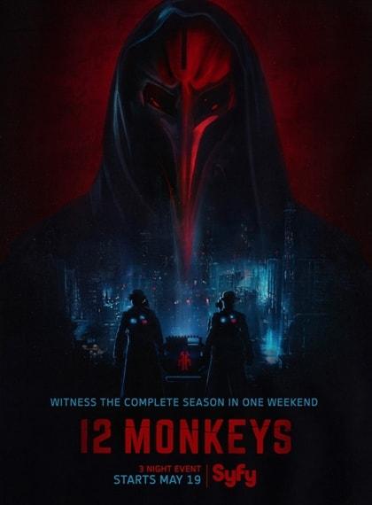 12 Monkeys: 3.Sezon Tüm Bölümler