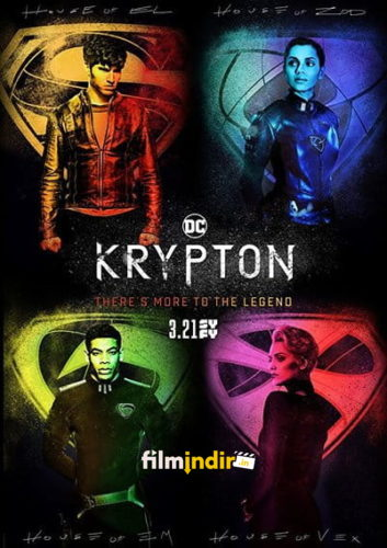 Krypton: 1.Sezon Tüm Bölümler