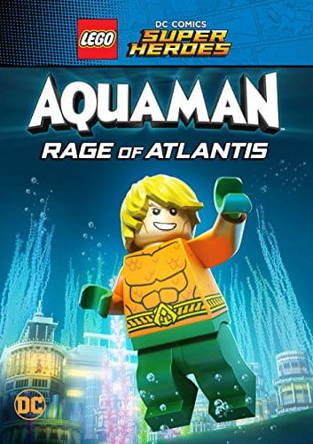 LEGO DC Comics Süper Kahramanlar: Aquaman – Atlantis'in Öfkesi