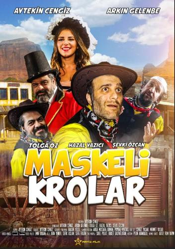 Maskeli Krolar (Sansürsüz)