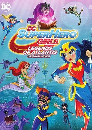Süper Kahraman Kızlar: Atlantis Efsanesi
