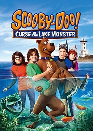Scooby Doo 4: Göl Canavarının Laneti