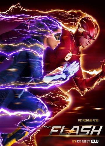 The Flash: 5.Sezon Tüm Bölümler