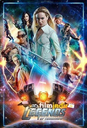 Legends of Tomorrow: 4.Sezon Tüm Bölümler