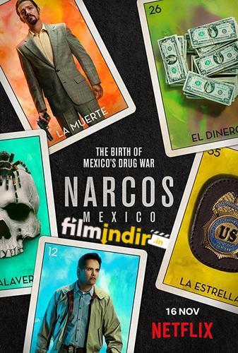 Narcos Mexico: 1.Sezon Tüm Bölümler