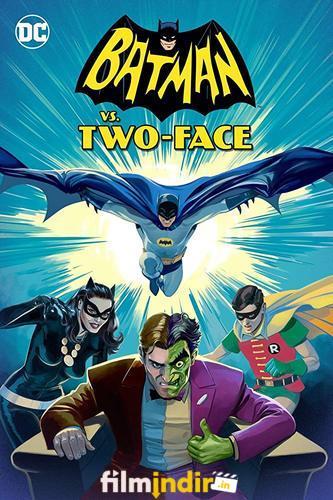 Batman İki-Yüz'e Karşı