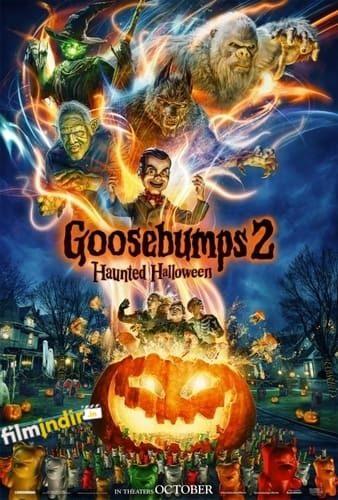Goosebumps 2: Perili Cadılar Bayramı