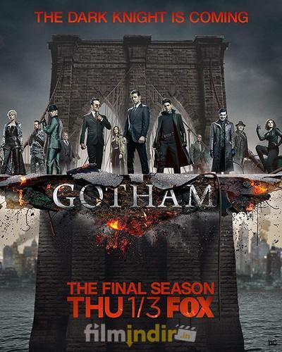 Gotham: 5.Sezon Tüm Bölümler