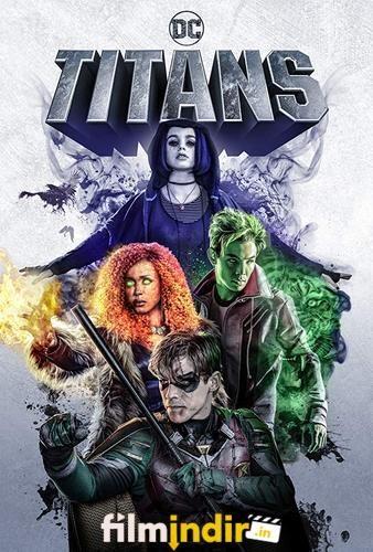 Titans: 1.Sezon Tüm Bölümler