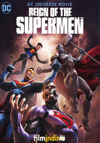 Süpermenler Hükümdarlığı
