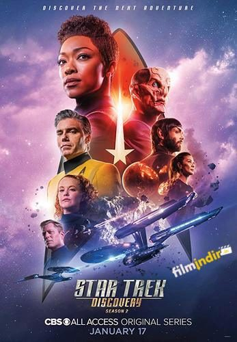 Star Trek: Discovery: 2.Sezon Tüm Bölümler