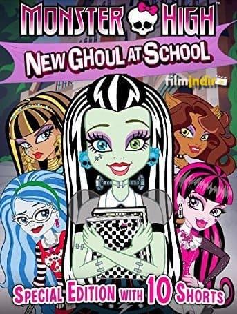 Monster High: Okuldaki Yeni Kız