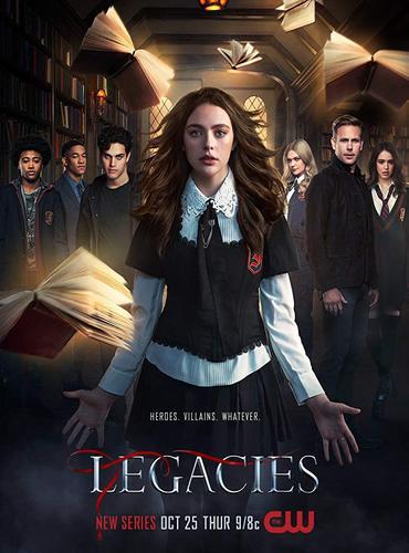 Legacies: 1.Sezon Tüm Bölümler