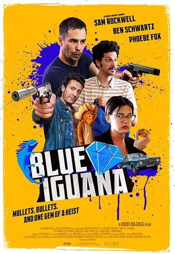 Mavi İguana