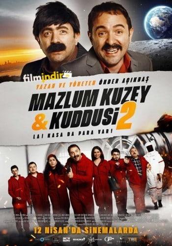Mazlum Kuzey & Kuddusi 2: La! Kasada Para Var!