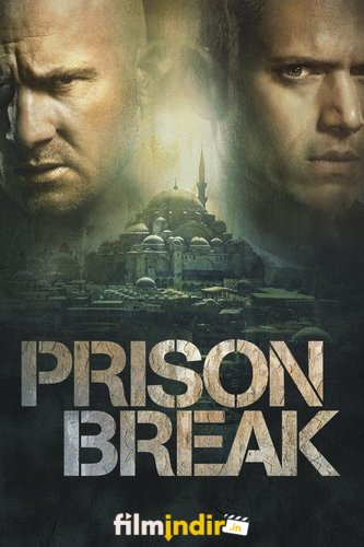 Prison Break: 5.Sezon Tüm Bölümler