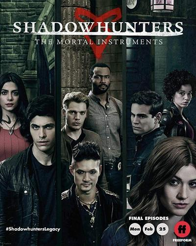 Shadowhunters: 3.Sezon Tüm Bölümler