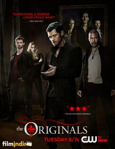 The Originals: 4.Sezon Tüm Bölümler