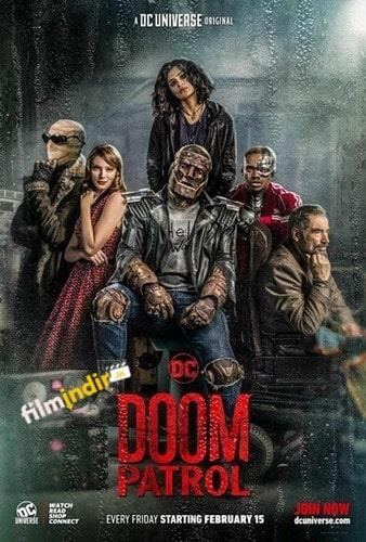 Doom Patrol: 1.Sezon Tüm Bölümler