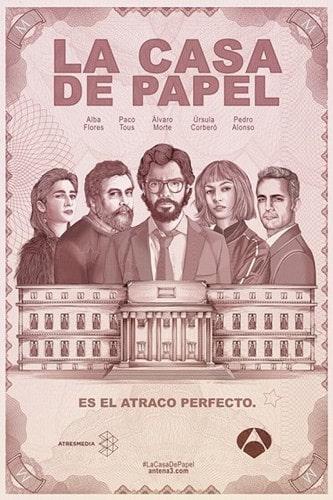 La Casa de Papel: 1.Sezon Tüm Bölümler