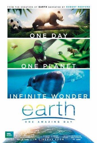 Dünya: Muhteşem Bir Gün