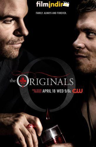 The Originals: 5.Sezon Tüm Bölümler